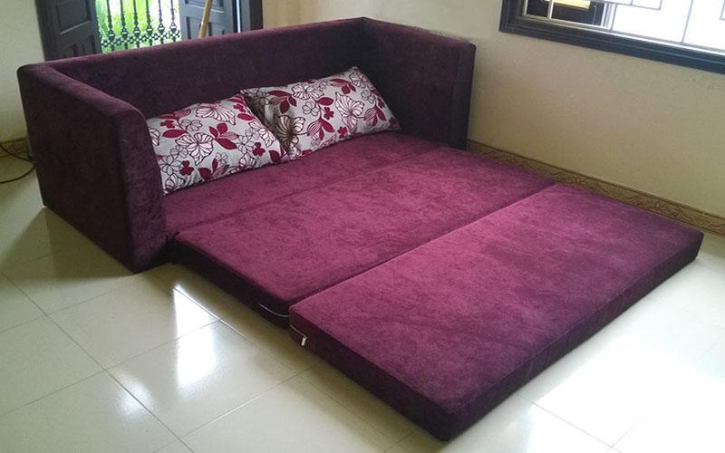 Sofa Giường Gia Rẻ Tại Ha Nội Sofa Minh Phu