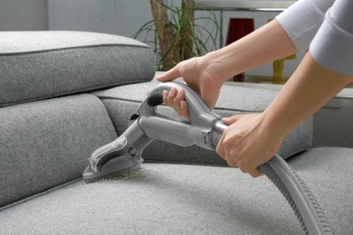 cách làm sạch ghế sofa nỉ