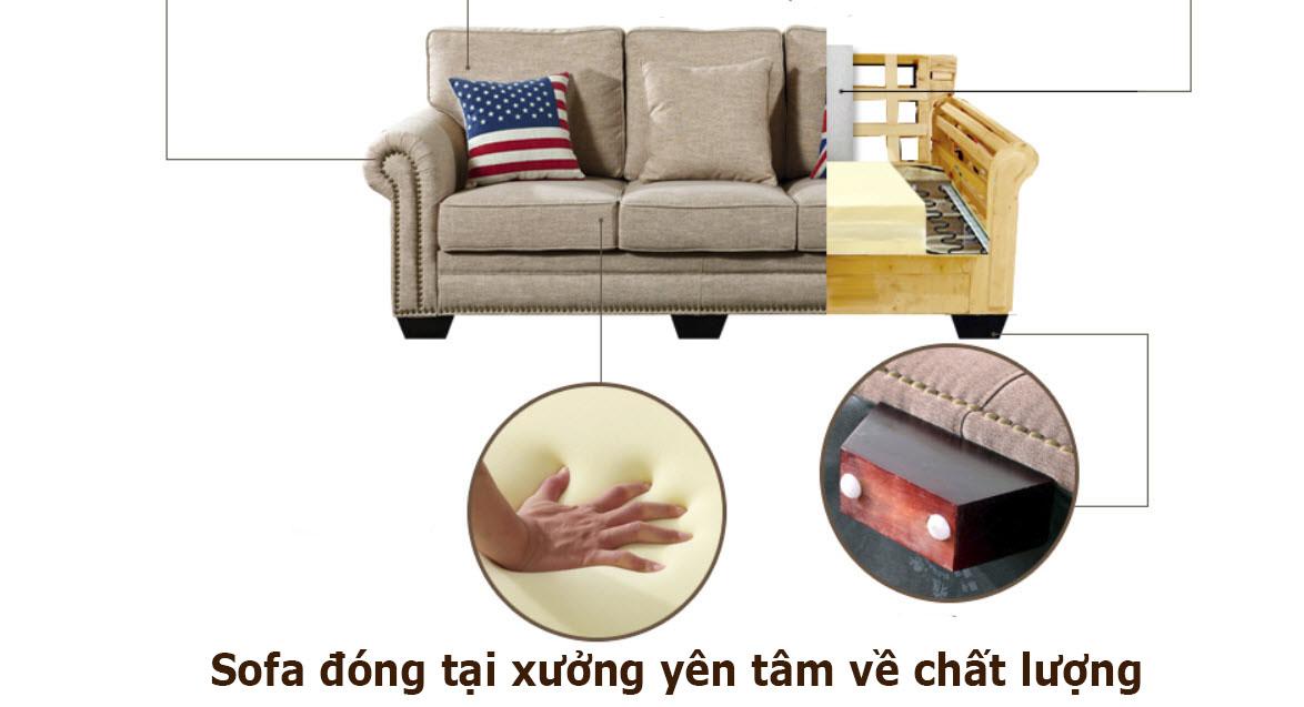 Xưởng nhận đóng sofa theo yêu cầu tại Hà Nội