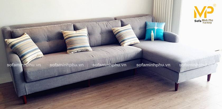 Sofa nỉ MS218