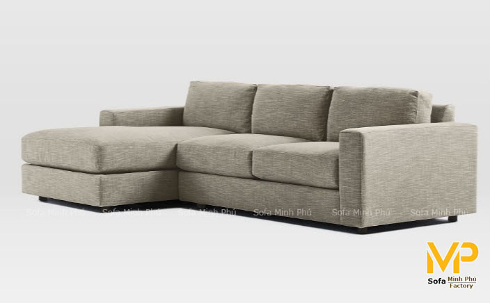 Sofa nỉ MS217