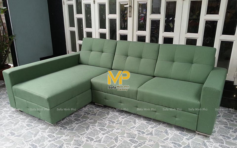 Sofa nỉ MS219