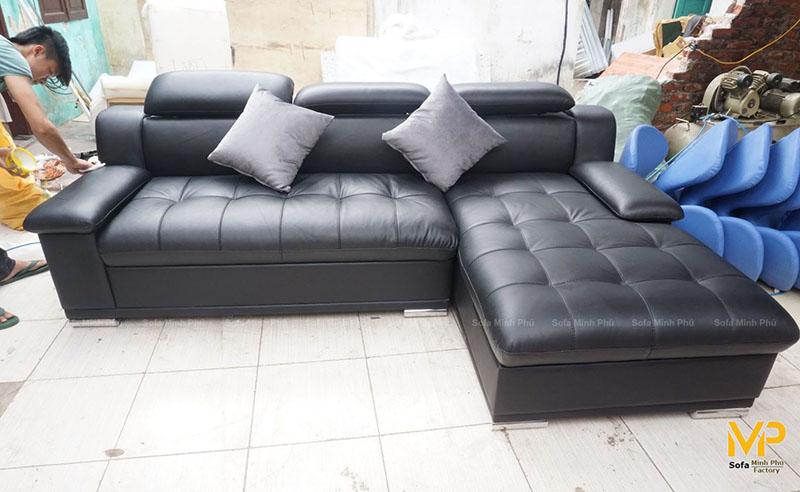 Sofa da thật MSX-23