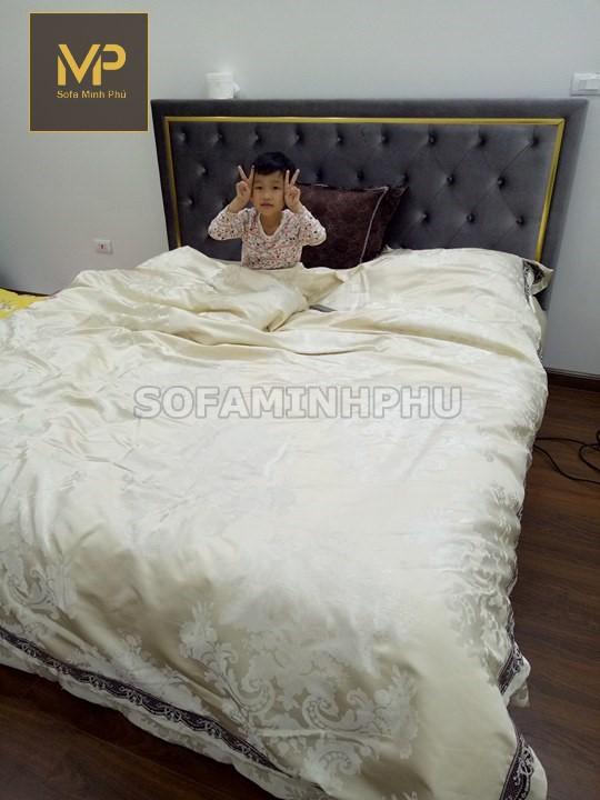 Bàn giao sofa nhà chị Dung – TP Thanh Hóa