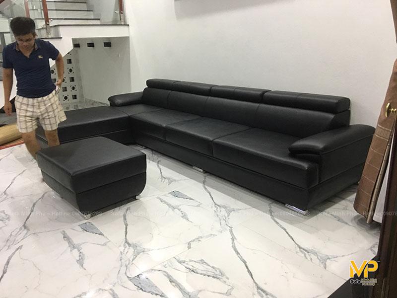 Sofa bàn giao cho anh Tùng – Vĩnh Yên,Vĩnh Phúc